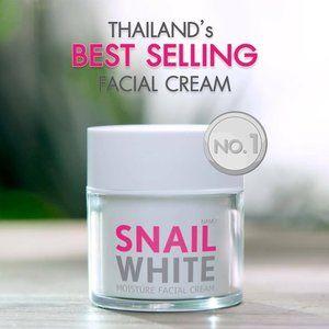 Snail White Namu Life Facial Cream Moisturiser